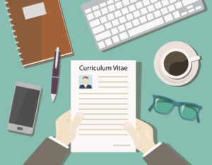 View your CV Template